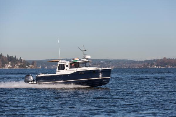 Ranger Tugs R23 200HP YAMAHA