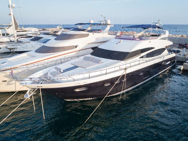 Princess 78 Motor Yacht Princess 78 For Sale