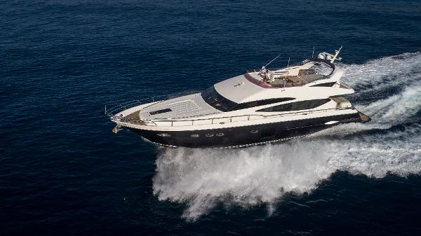 Princess 78 Motor Yacht Princess 78 Motor Yacht For Sale