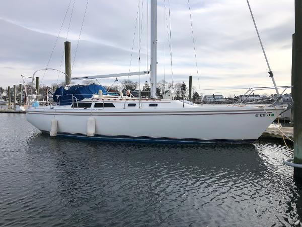 Catalina 36 MK I Tall Rig