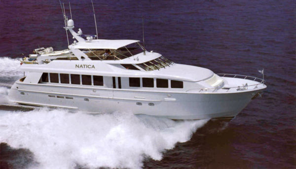 Hatteras Motor Yacht Photo 1