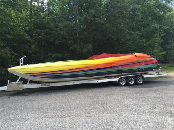 Daves Custom Boats DCB F34