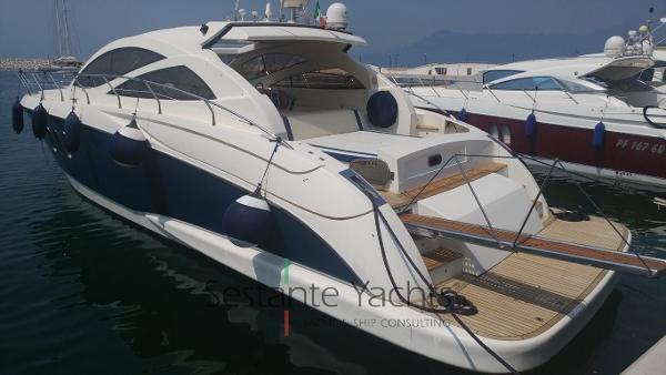 Astondoa 53 Open HT Astondoa HT 53 Anno 2007 (3) - Sestante Yachts Brokerage Company
