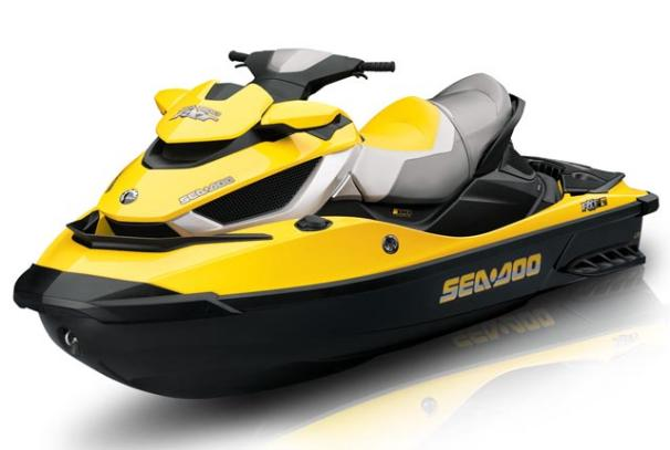 Sea-Doo RXT-iS 260 Manufacturer Provided Image