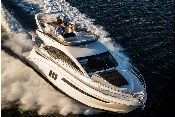 Sea Ray Fly 510 Manufacturer Provided Image