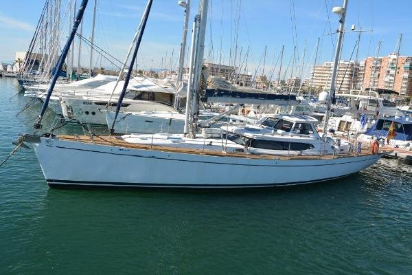 North Wind 19m Ketch
