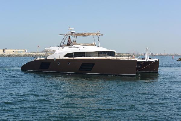 Catamaran KaiserWerft Baroness 566