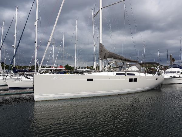 Hanse 505 Hanse 505 - Miss Liz II