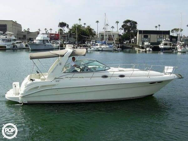 Sea Ray 340 Sundancer 1999 Sea Ray 340 Sundancer for sale in San Diego, CA
