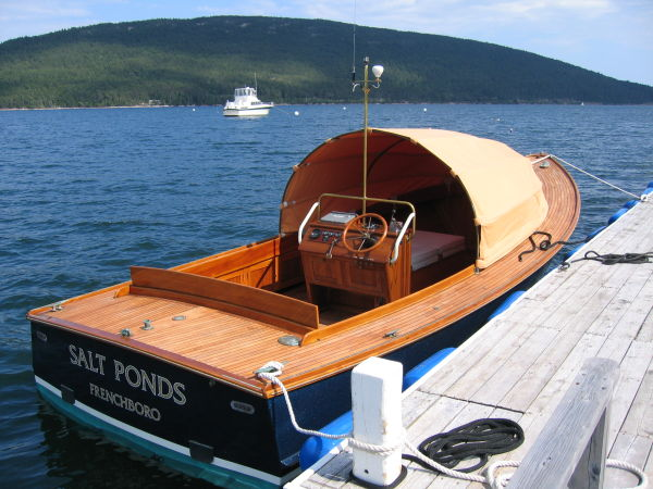 Able Custom Yacht Somes Sound 26 Photo 1