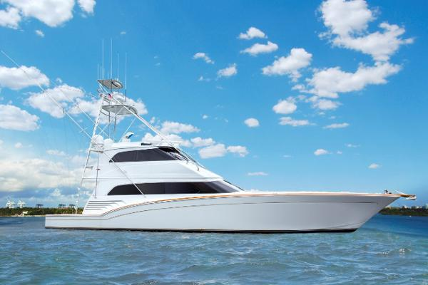 Sea Force IX Enclosed 83' Sea Force IX BLACK SHADOW