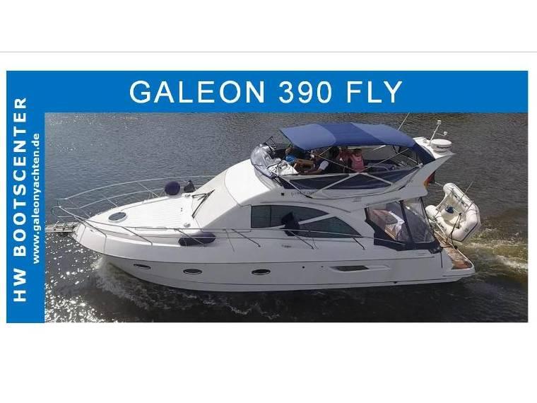 Galeon Galeon  390 Flybridge VERKAUFT
