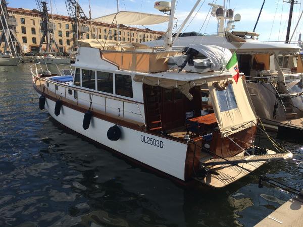 Trawler Naviga 46