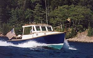 John Williams Boat Company - Stanley 28