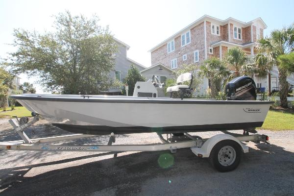 Boston Whaler Outrage 18 Four Stroke