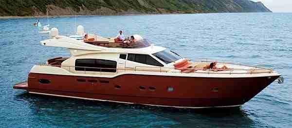 Ferretti Yachts Altura 690  Ferretti Altura 690- Brochure