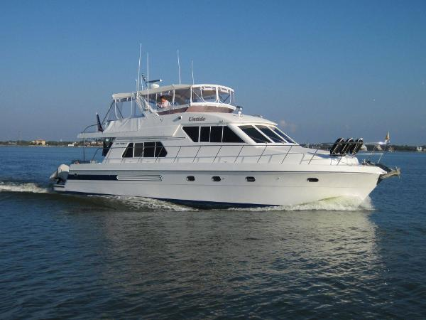 Grand Harbour 57' Pilothouse