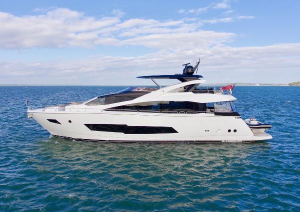 Sunseeker 86 Yacht Sunseeker 86 Yacht
