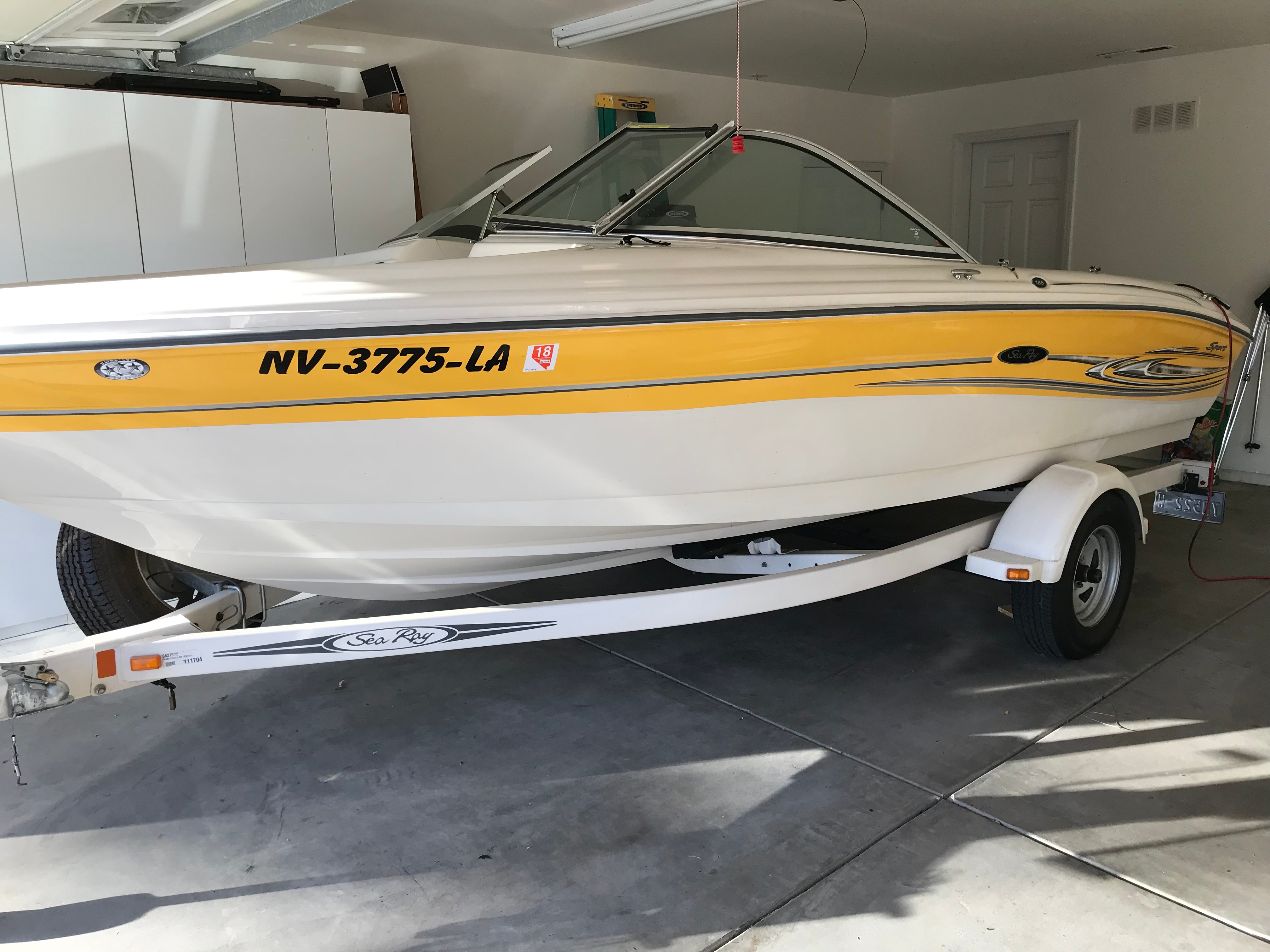 Sea Ray 185 Sport. Save This Boat