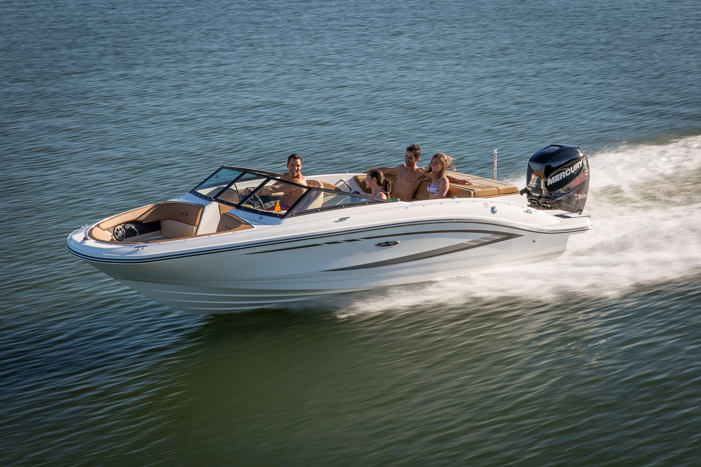 Sea Ray 21 SPX Outboard