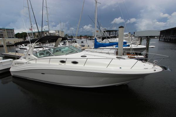Sea Ray 340 Sundancer Sea Ray 340 Sundancer