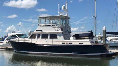 Alden 53 Flybridge Motoryacht Profile