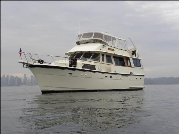 Hatteras 56 Motor Yacht JAHA