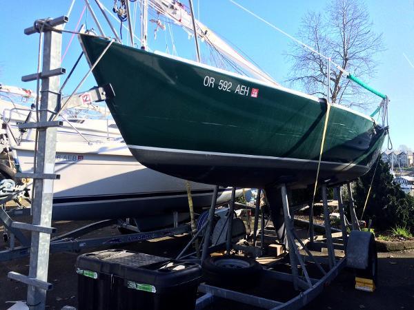 J Boats J/24 w/Trailer