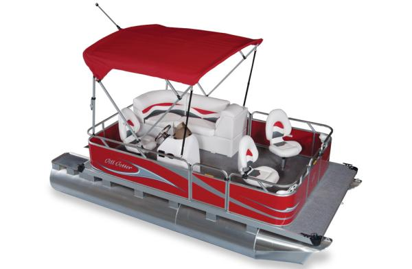 Gillgetter 715 Fishmaster Manufacturer Provided Image