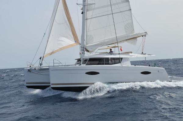 Fountaine Pajot Helia 44 Manufacturer Provided Image: Fountaine Pajot Helia 44