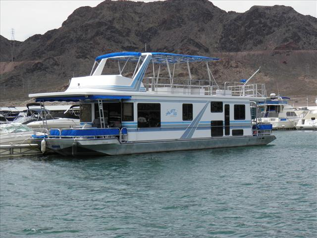 SUMERSET HOUSEBOATS 14x58 House Boat