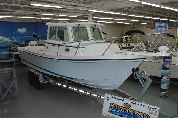 Steiger Craft 255DV Miami