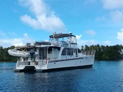 Malcolm Tennant 48 Catamaran Motor-Yacht