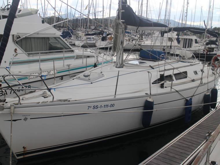 Jeanneau Jeanneau Sun Odyssey 37