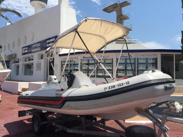 Twister Boats CRIS 4.2