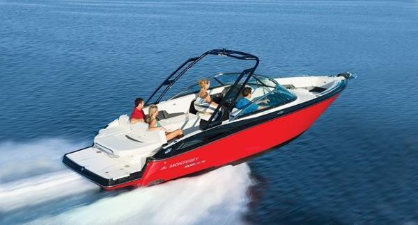 Monterey 268 Super Sport