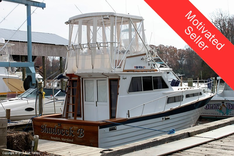1973 #1 Hull 33 Pequod for sale in solomons, MD