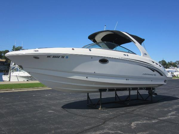 Chaparral 276 Ssx PROFILE