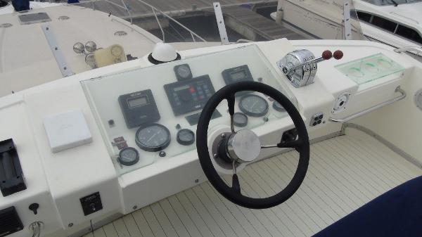 Upper Level Helm Position