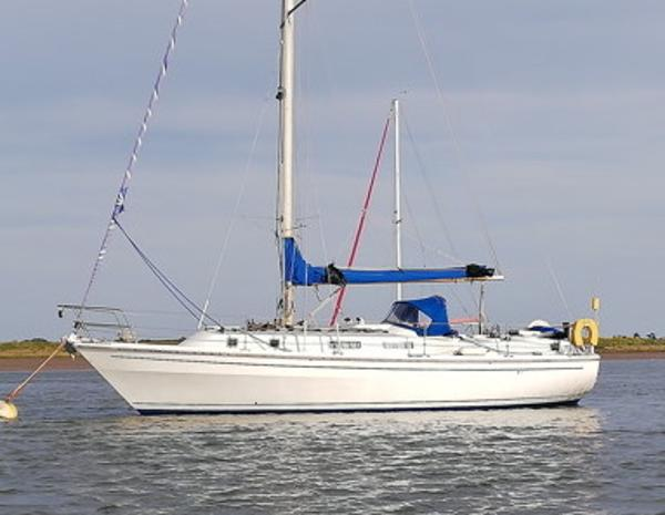 Westerly 33 sloop