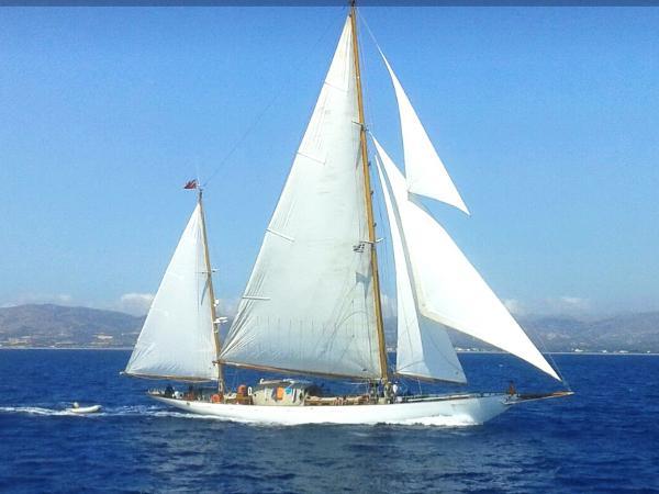 Camper & Nicholsons Classic 114FT Ketch Camper & Nicholsons Classic 114FT Ketch voilier bateaux en vente
