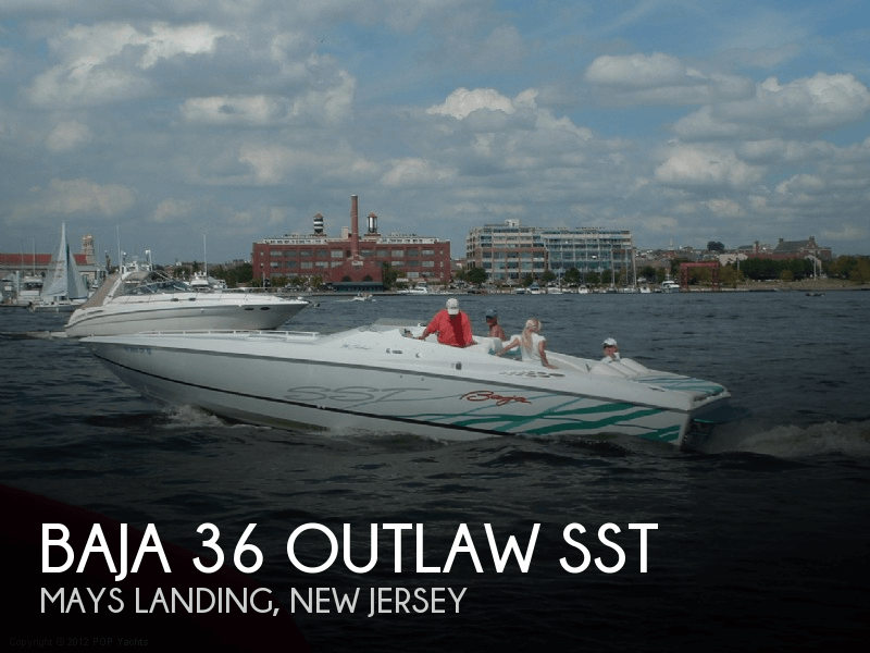 Baja 36 OUTLAW SST 1998 Baja 36 Outlaw SST for sale in Mays Landing, NJ