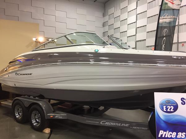 Crownline Eclipse E22
