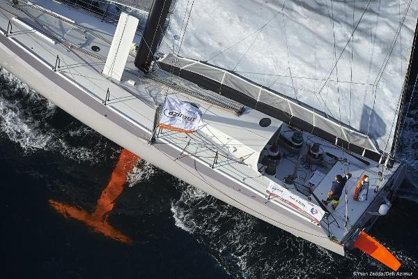 Custom IMOCA OPEN 60
