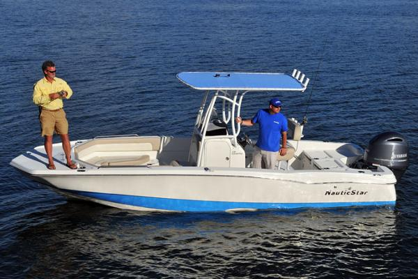 NauticStar 231 Coastal Manufacturer Provided Image