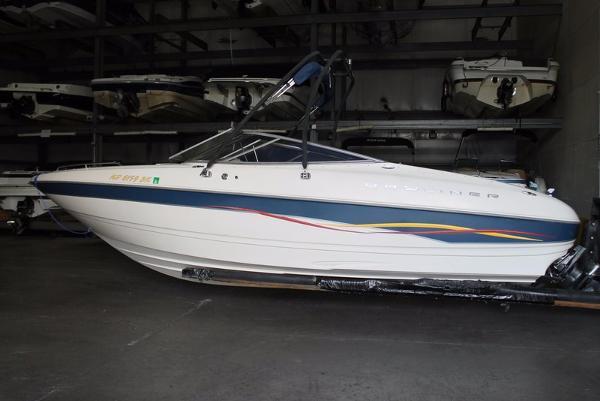 Bayliner 235 Capri LX Sport