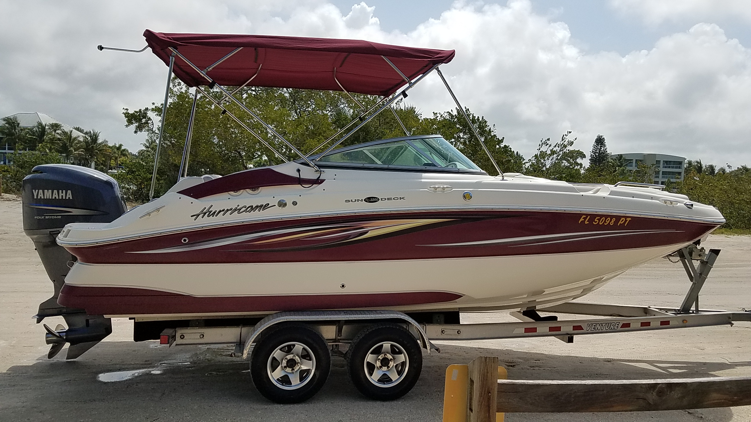 Used Hurricane Boats For Sale 4 Boats Com