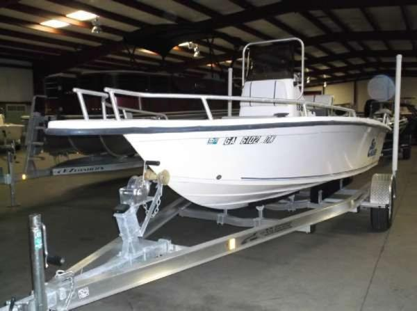 Carolina Skiff 2000 SEA CHASER 186