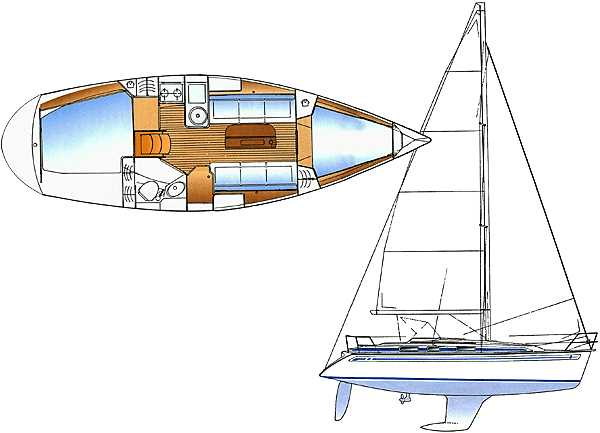 Bavaria 31 Manufacturer Provided Image