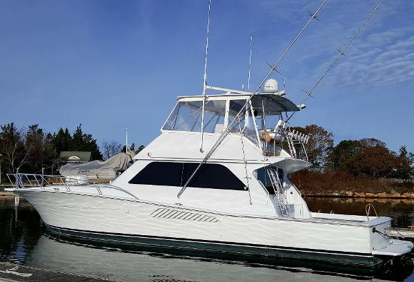 Viking 50 Conv Sport Fisher